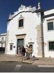 Atlikinėjame užduotis Faro mieste