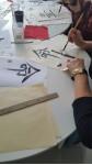 Kaligrafijos menas 2