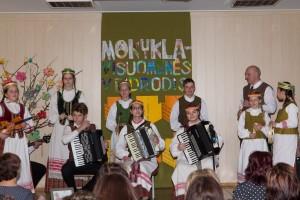 Smilgių kultūros centro vaikų ir jaunimo kapela Smilgenė