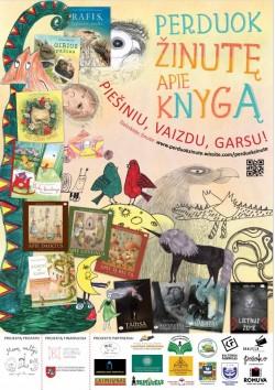 plakatas knyga